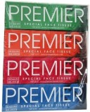 Premier Special Face Tissues (Pack of 4)