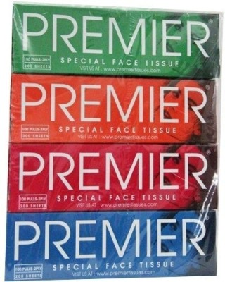 Premier Special Face Tissues