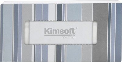 Kimberly Clark Kimsoft Facial Tissue(Pack of 6)