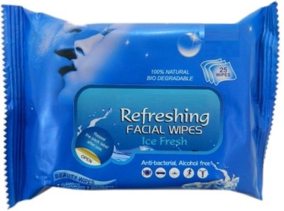 ChinuStyle Facial WIpes(Pack of 4)
