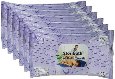 OM Bed Bath Towels Cleans & Moisturize Skin
