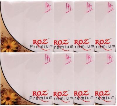 Roz Tissue paper napkins pack of 8