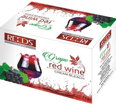 Reeds Herbal Grape Red Wine Cream Bleach