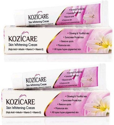 West Coast Kozicare Skin Whitening Cream (Pack of 2)(30 g)