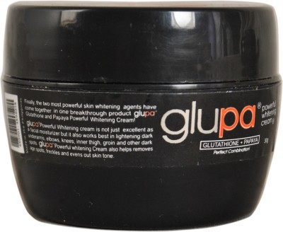 Glupa Glutathione + Papaya Powerful Skin Whitening Cream