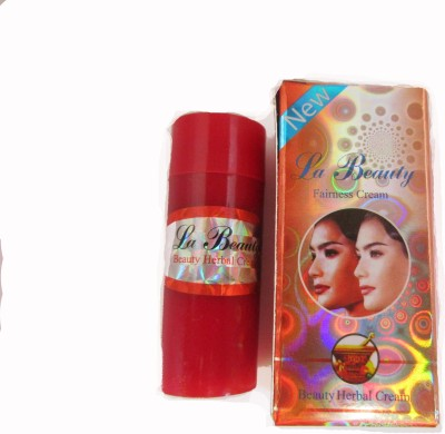 La Beauty Thai Fairness Cream natural Whitening Removing black heads Curing pimples