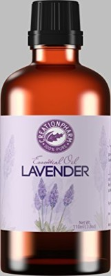 Creation Pharm Pharm Lavender Oil 110 ml-100% Pure Premium Lavender Essential Oil(110 ml)