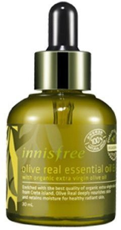 Innisfree Ollive Real Essential Oil Ex 30ml Concentrated Facial Multi Function Oil(30 ml)