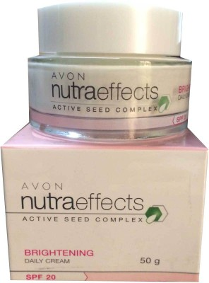Avon Nutra Effects Brightening Daily Cream SPF 20