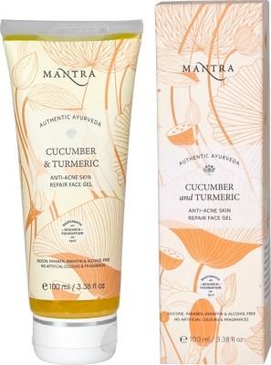 Mantra Cucumber & Turmeric Anti-Acne Skin Repair Face Gel