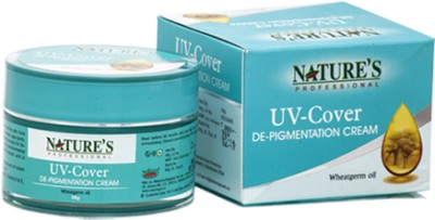 natures professional pigmention cream