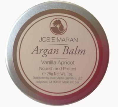 Josie Maran Maran Argan Oil Balm 28 g/1 Oz (Vanilla Apricot)(28 g)