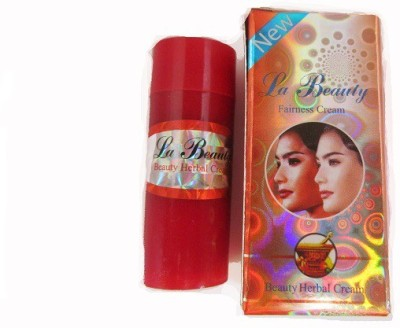La Beauty Thai Instant Fairness Cream natural Whitening Removing black heads Curing pimples