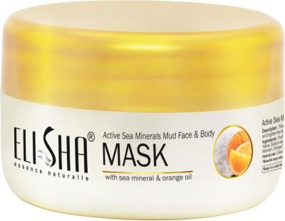 Elisha mud face & body mask