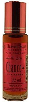 Heaven Scent Collection Scent Designer Oil Impression Of Chanel Chance for Woman - 12ml(12 ml)