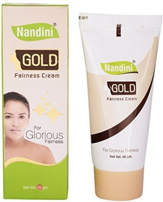 Nandini Gold Fairness Cream(50 g)