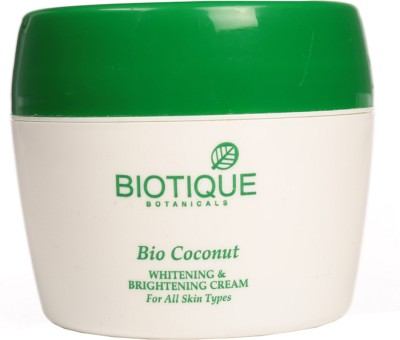 Biotique Bio Coconut Whitening & Brightening Cream(175 g)