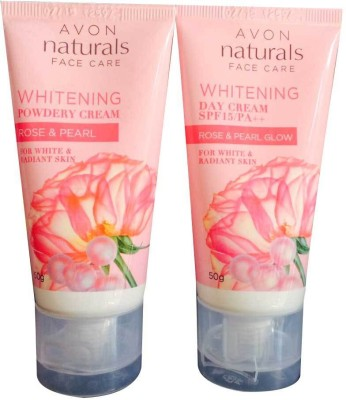Avon Whitening Rose & pearl