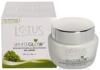 Lotus Whiteglow Skin Whitening And Brightening Gel Cream SPF-25,