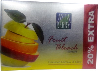 Astaberry Fruit Bleach Creme