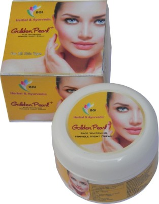 BGI Herbal & Ayurvedic Golden Pearl Face Whitening Cream