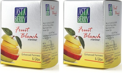 Astaberry Fruit Mild Bleach Crème - (42 gm)