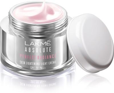 Lakme Perfect Radiance intense skin lightening light cr�me