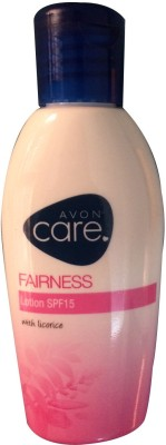 Avon Care Fairness Lotion SPF 15