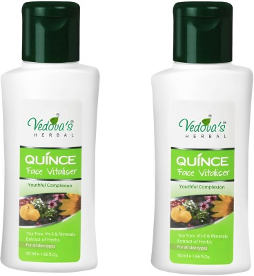 Vedova,S Herbal Care Quince Face Vitaliser