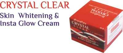 econature Crystal Clear Skin Whitening & Insta Glow Cream