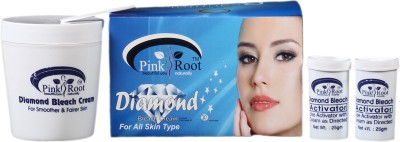 Pink Root Diamond Bleach Cream(250 g)