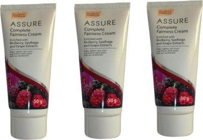 Assure Natural Complete Fairness Cream