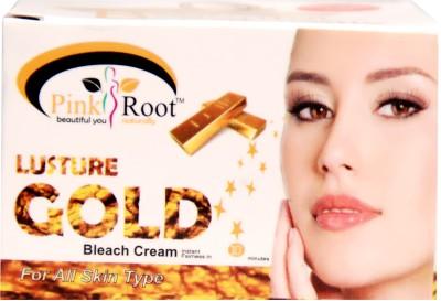 Pink Root Gold Bleach