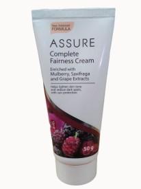 Assure Complete Fairness Cream