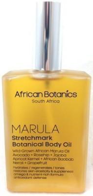 African Botanics Botanics Marula Stretch Mark Botanical Body Oil(150 g)