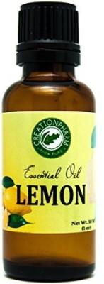 Creation Pharm Pharm Lemon- 100% Pure Lemon Essential Oil 30 Ml - Premium Quality From Very Aromatic Heirloom Lemons(30 ml)