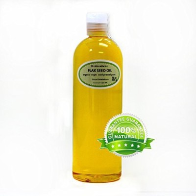 Dr Adorable Seed Oil Organic Pure Carrier Oils Cold Pressed 16 Oz/1 Pint(448 g)