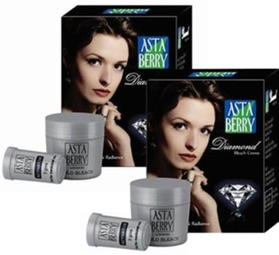 Astaberry Diamond Bleach Creme-Pack of 2