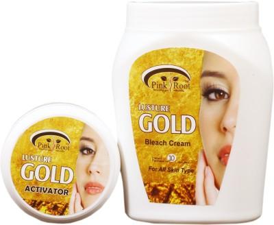 Pink Root Gold Bleach Cream