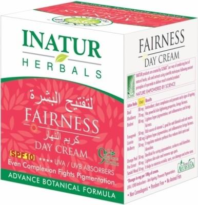 Inatur Herbals Fairness Day Cream
