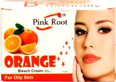 Pink Root Orange Bleach