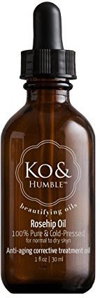 Ko & Humble Beautifying Oils Organic Rosehip From , 100% Pure Oil(30 ml)