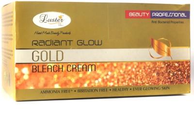 Luster Radiant Gold Bleach Cream (with Pre Bleach Cream & Post Bleach Pack)