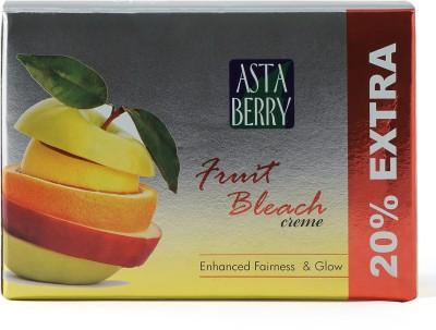 Astaberry Fruit Mild Bleach Cream