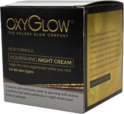 Oxyglow Golden Glow Nourishing Night Cream