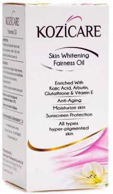 West Coast Kozicare Skin Whitening Fairness Oil 60ml