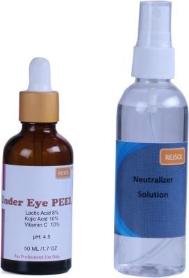 REJSOL Under Eye Peel Kojic Acid Peel