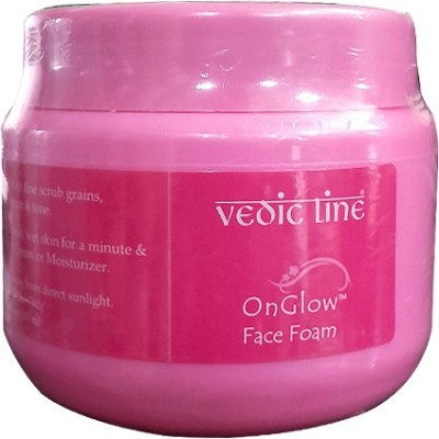 Vedic Line OnGlow Face Foam