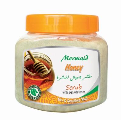 Mermaid Honey Scrub with Skin Whitener