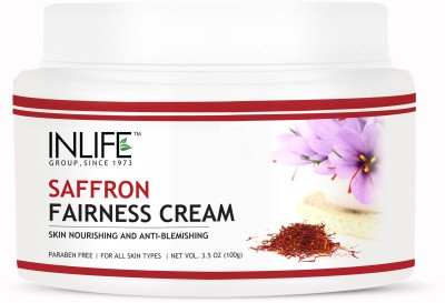 Inlife Saffron Fairness Cream(100 g)